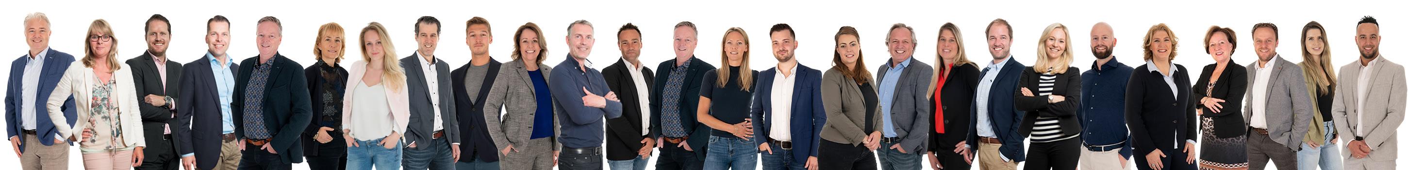 Team Hoekstra en van Eck Groep